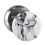 "Obama & Aliens 2.25"" Button"