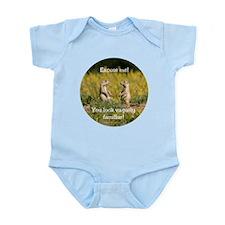 Look Familiar Apparel Infant Bodysuit