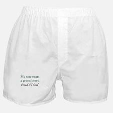 Green Beret - Dad Boxer Shorts