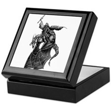 Knight Terror Keepsake Box