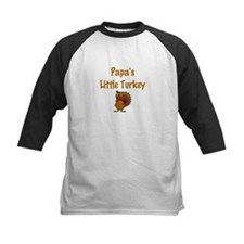 Papa's Little Turkey Tee