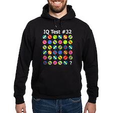 IQ Test 32 Hoodie