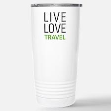 Live Love Travel Travel Mug