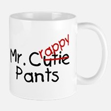 Mr. Crappy Pants Mug
