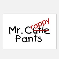 Mr. Crappy Pants Postcards (Package of 8)