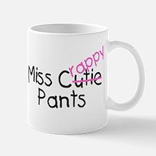 Miss Crappy Pants Mug
