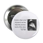 """Walt Whitman 19 2.25"""" Button (100 pack)"""