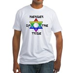 Member of the Tribe Fitted T-Shirt