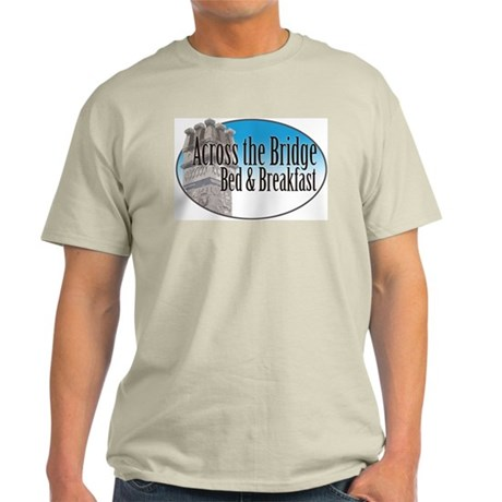 Across the Bridge B&B Light T-Shirt
