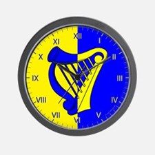 Caer Galen populace Wall Clock
