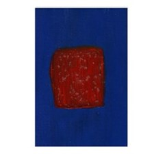 Expressively You! Red Box Postcards (Package of 8)