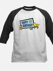 Happy 1st Birthday Tee