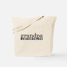 grandpa t-shirts grunge style Tote Bag