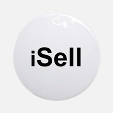 iSell Ornament (Round)