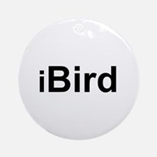 iBird Ornament (Round)