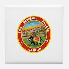 Jaipur India Tile Coaster