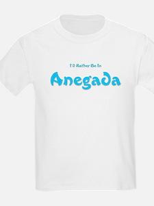 I'd Rather Be...Anegada T-Shirt