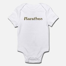 Marathon Infant Bodysuit