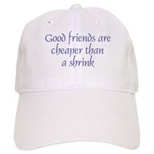 Good Friends Baseball Cap