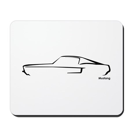 Ford Mustang Mousepad