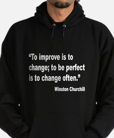 Churchill Perfect Change Quot Hoodie