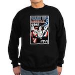 Wake Up America Day Sweatshirt (dark)