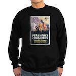 Pershing's Crusaders Poster A Sweatshirt (dark)