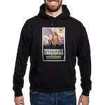 Pershing's Crusaders Poster A Hoodie (dark)