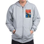 Join the Air Service Zip Hoodie