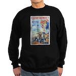 Clear the Way Poster Art Sweatshirt (dark)