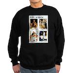 Freedom to Fight For Sweatshirt (dark)