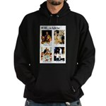 Freedom to Fight For Hoodie (dark)