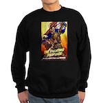 Fighting Filipinos Military S Sweatshirt (dark)