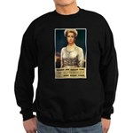 Nurses Need Now Poster Art Sweatshirt (dark)