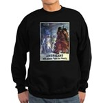 Fight for Liberty Sweatshirt (dark)