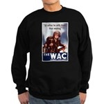 WAC Women's Army Corps Sweatshirt (dark)