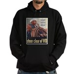 Steer Clear of VD Poster Art Hoodie (dark)