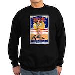 Army Defend Your Country Sweatshirt (dark)