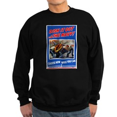 Choose Navy Sweatshirt