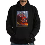 Fight For Freedom Hoodie (dark)