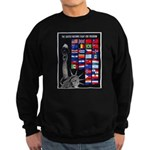 United Nations Freedom Sweatshirt (dark)