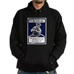 Soldier On God's Side Hoodie (dark)