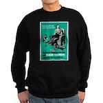 Stop Syphilis VD Sweatshirt (dark)