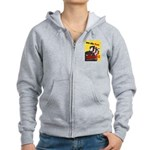 Say No to Prostitutes Women's Zip Hoodie