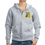 Stop Prostitution Women's Zip Hoodie
