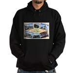 Camp Beale California Hoodie (dark)