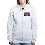 Fort Bliss Texas Women's Zip Hoodie