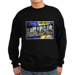 Camp Chaffee Arkansas Sweatshirt (dark)