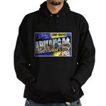 Camp Chaffee Arkansas Hoodie (dark)