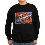 Camp Claiborne Louisiana Sweatshirt (dark)